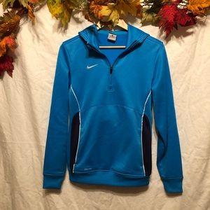 Nike Dri-Fit Blue Pullover/Sweatshirt